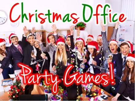 Fun Office Christmas Party Ideas  Christmas Party fice Games