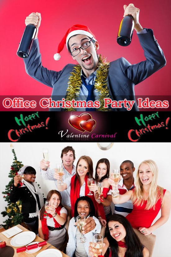 Fun Office Christmas Party Ideas  Fun games fice christmas party and fices on Pinterest