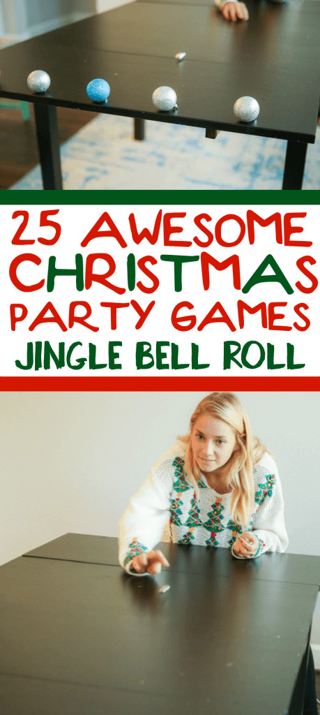 Fun Office Christmas Party Ideas  25 Hilarious Minute to Win It Christmas Games for Kids and