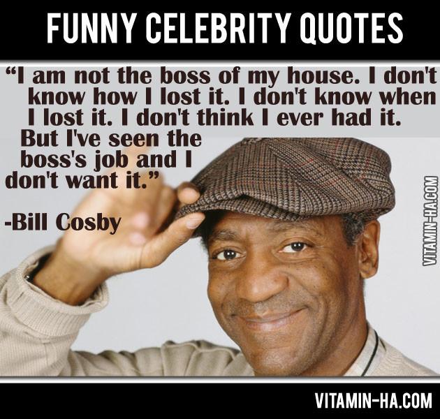Funny Celebrity Quotes  celebrity jokes