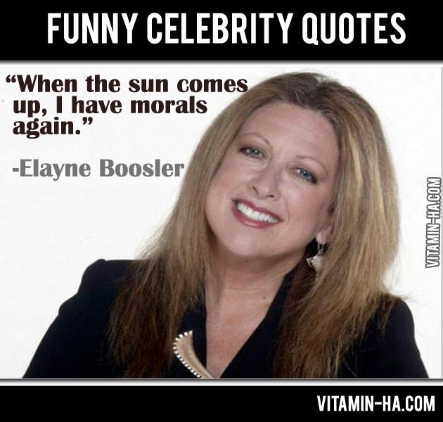 Funny Celebrity Quotes  Celeb Quotes 6