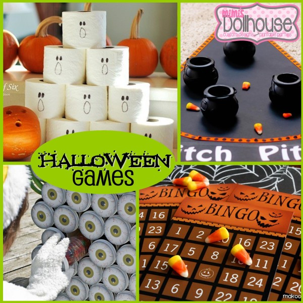 Funny Halloween Party Ideas  Party Time Linky 6