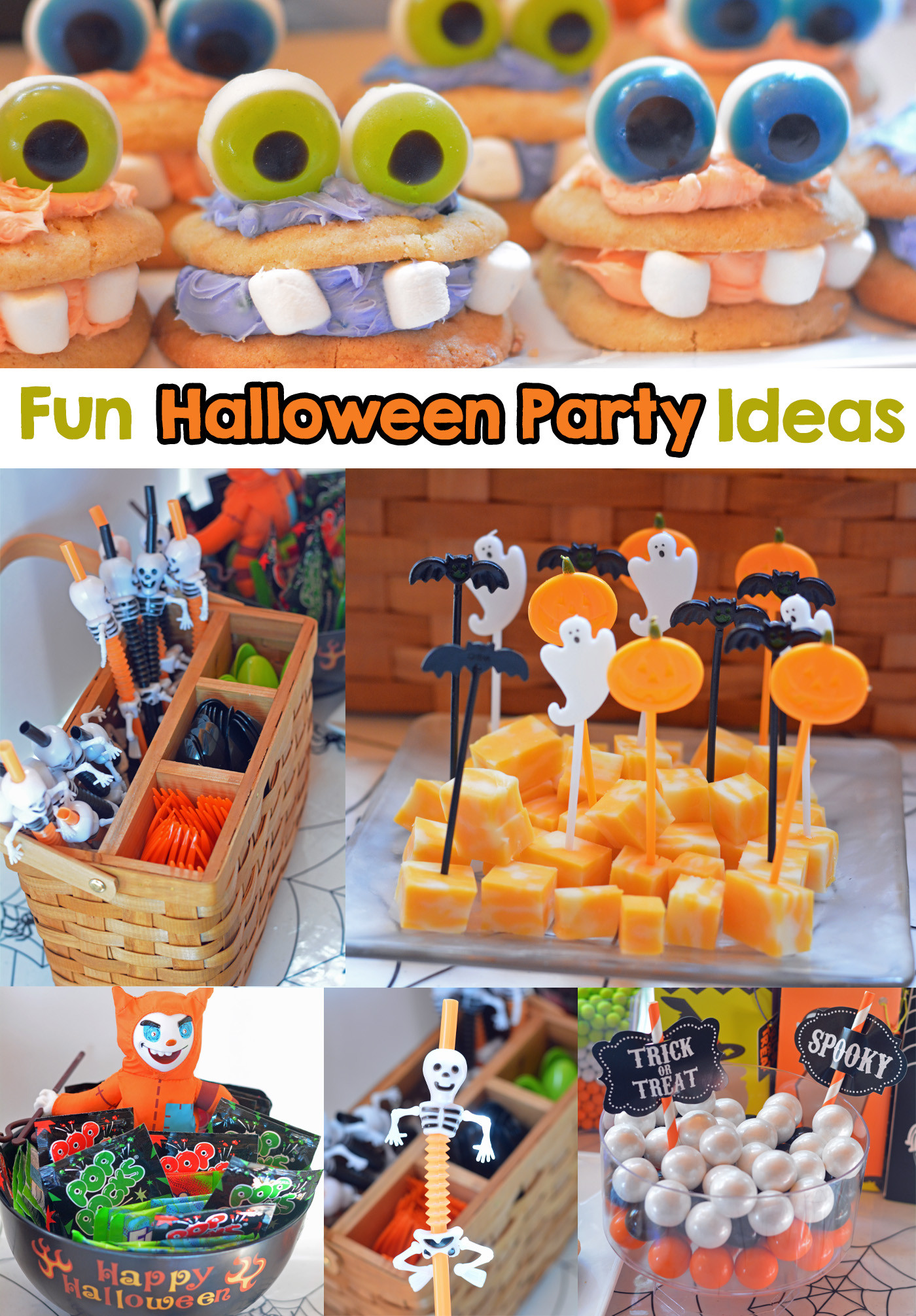 Funny Halloween Party Ideas  Fun Halloween Party & Costume Ideas Mommy s Fabulous Finds