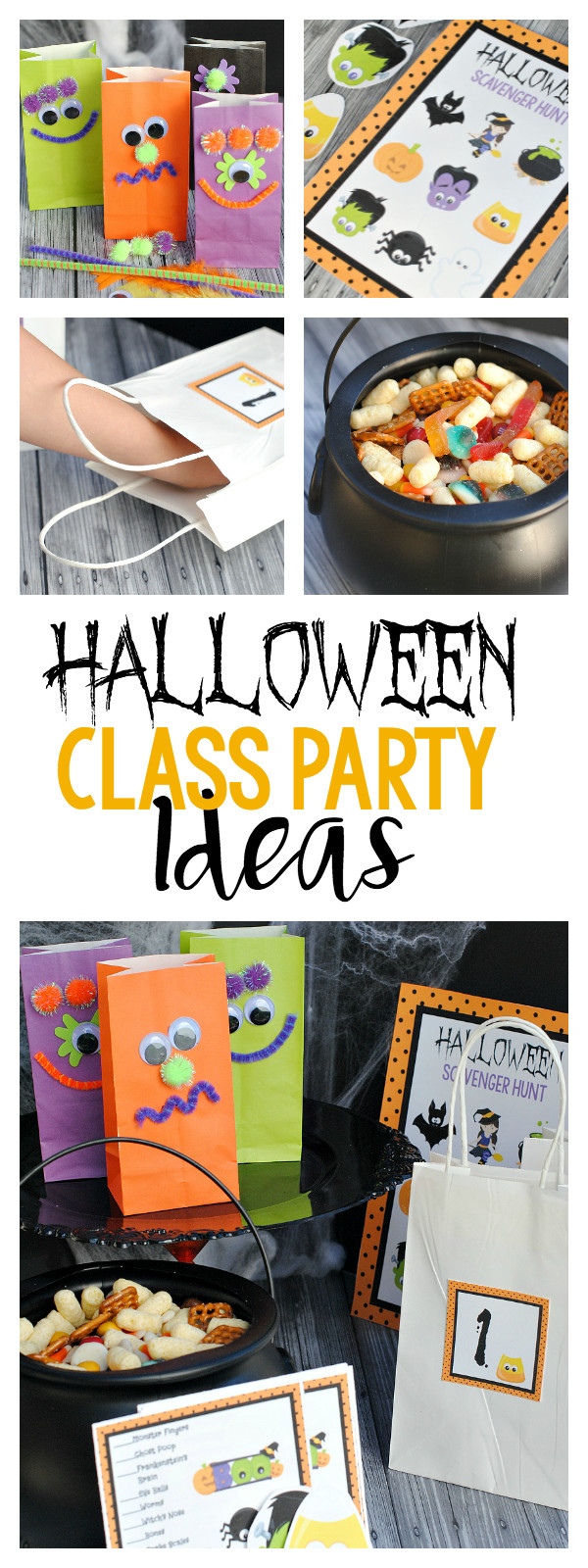 Funny Halloween Party Ideas  Easy & Fun Halloween School Party Ideas – Fun Squared