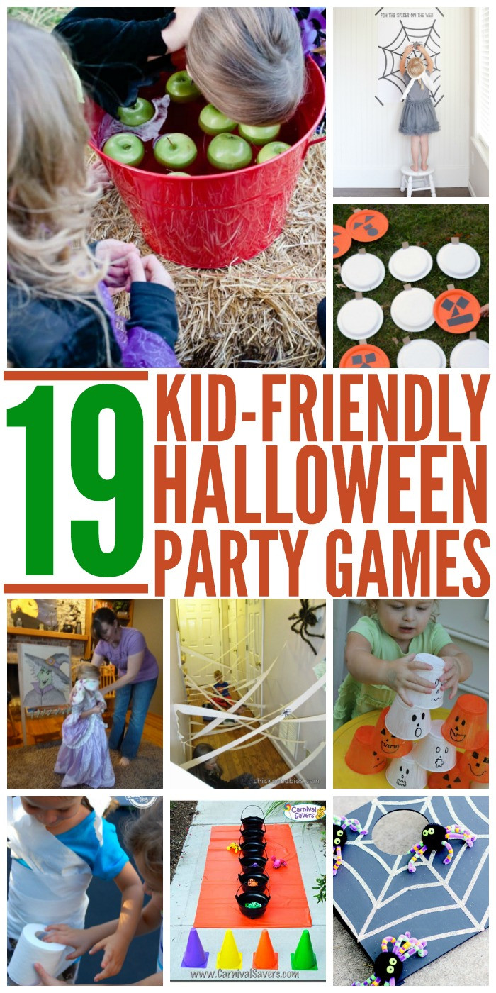 Funny Halloween Party Ideas  19 Kid Friendly Halloween Party Games for a Spooktacular Time