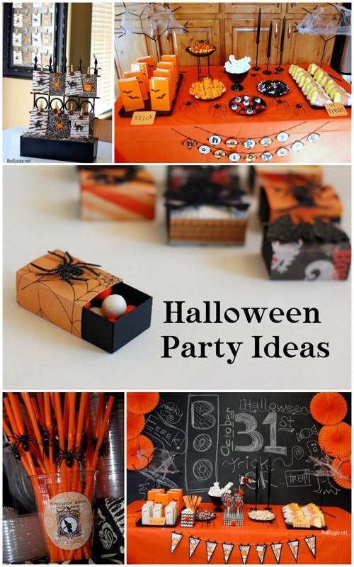 Funny Halloween Party Ideas  Valentine e Halloween Party Ideas
