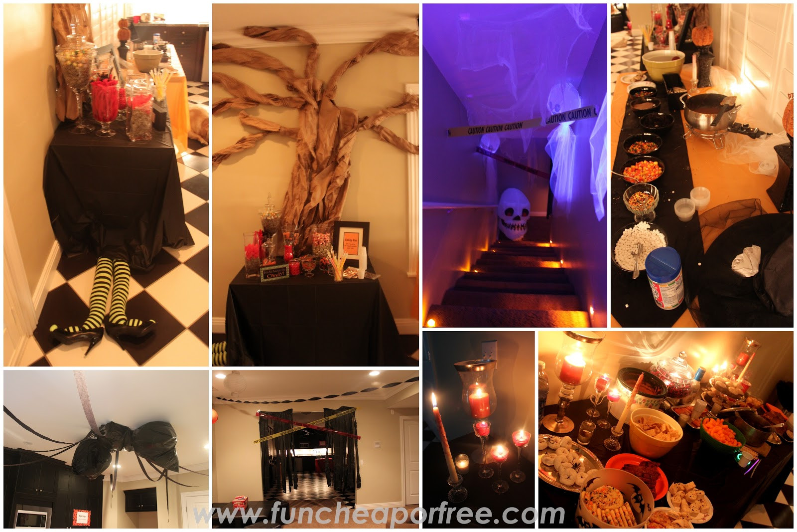 Funny Halloween Party Ideas  Halloween Party Ideas fun cheap or free style Fun