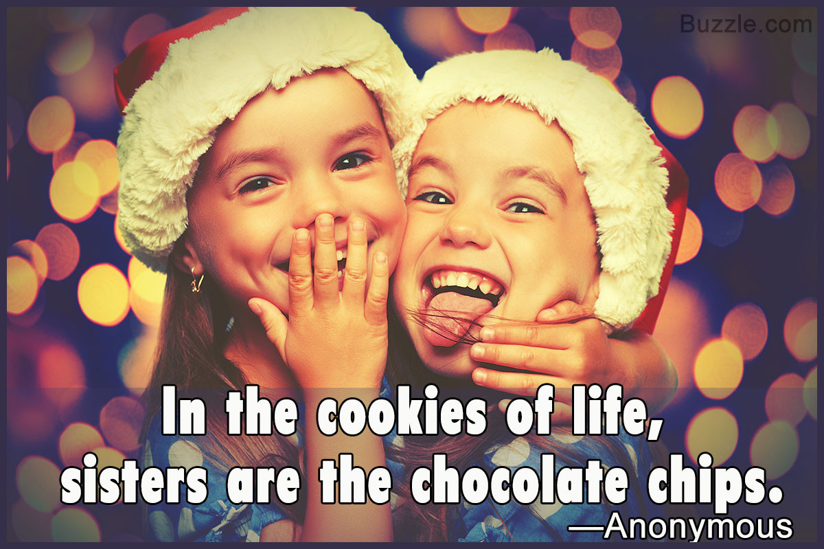 Funny Sister Quotes For Instagram  Funny Quotes About Sisters That Reflect Your Quirky