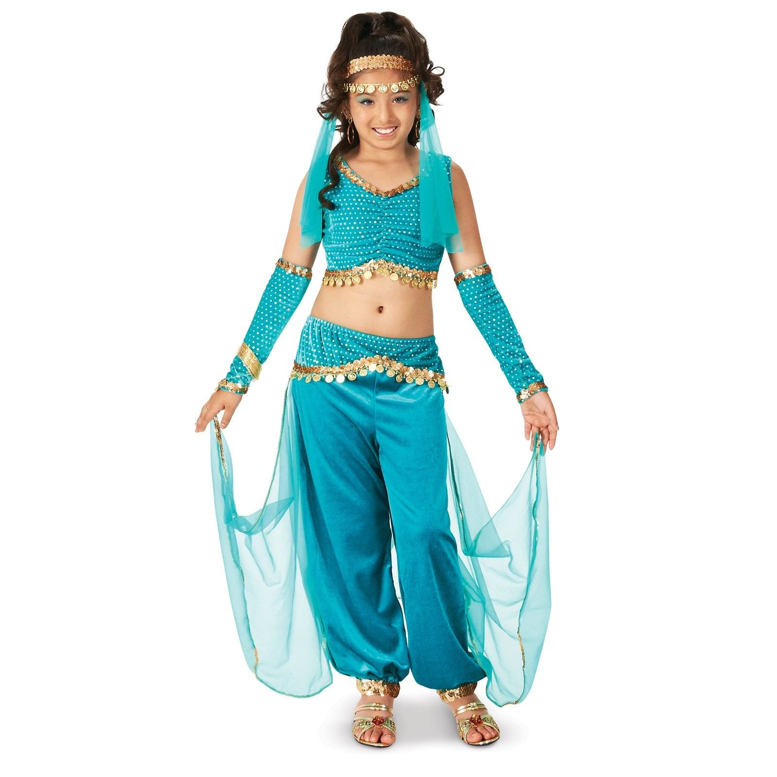 Genie Costume DIY  Pin by Crunch300 on Scary Pinterest
