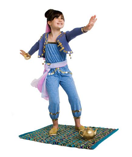Genie Costume DIY  27 DIY Kids costumes