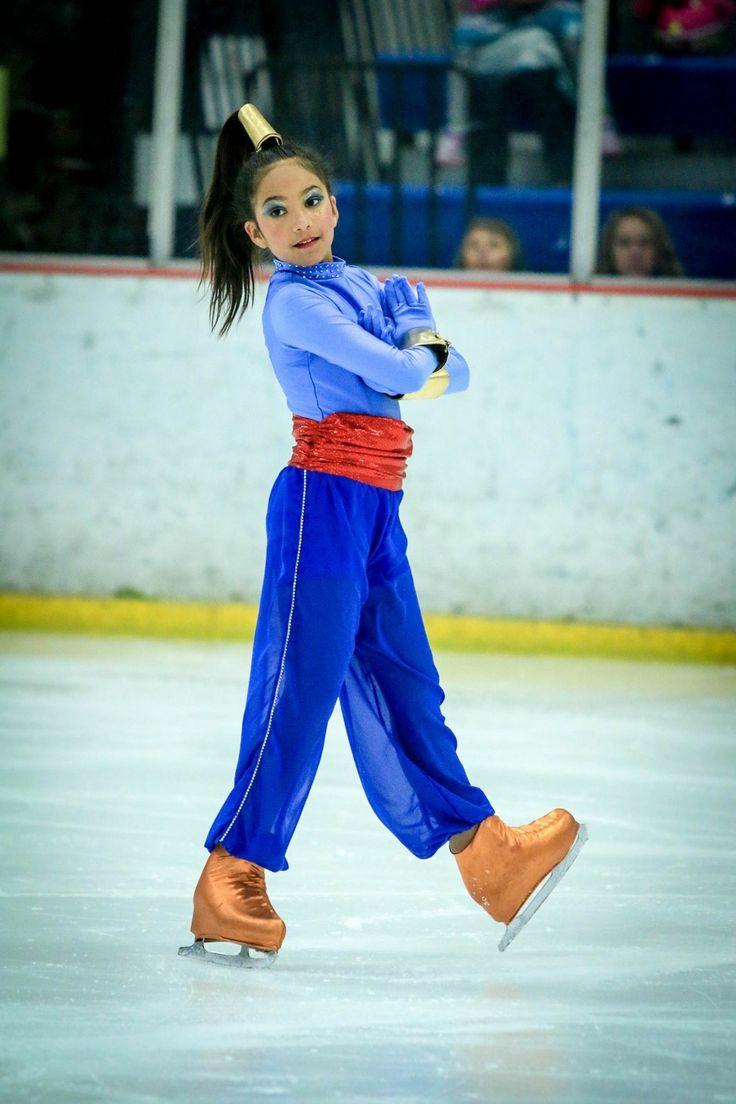 Genie Costume DIY  Aladdin s Genie costume for Showcase 2016 Skate
