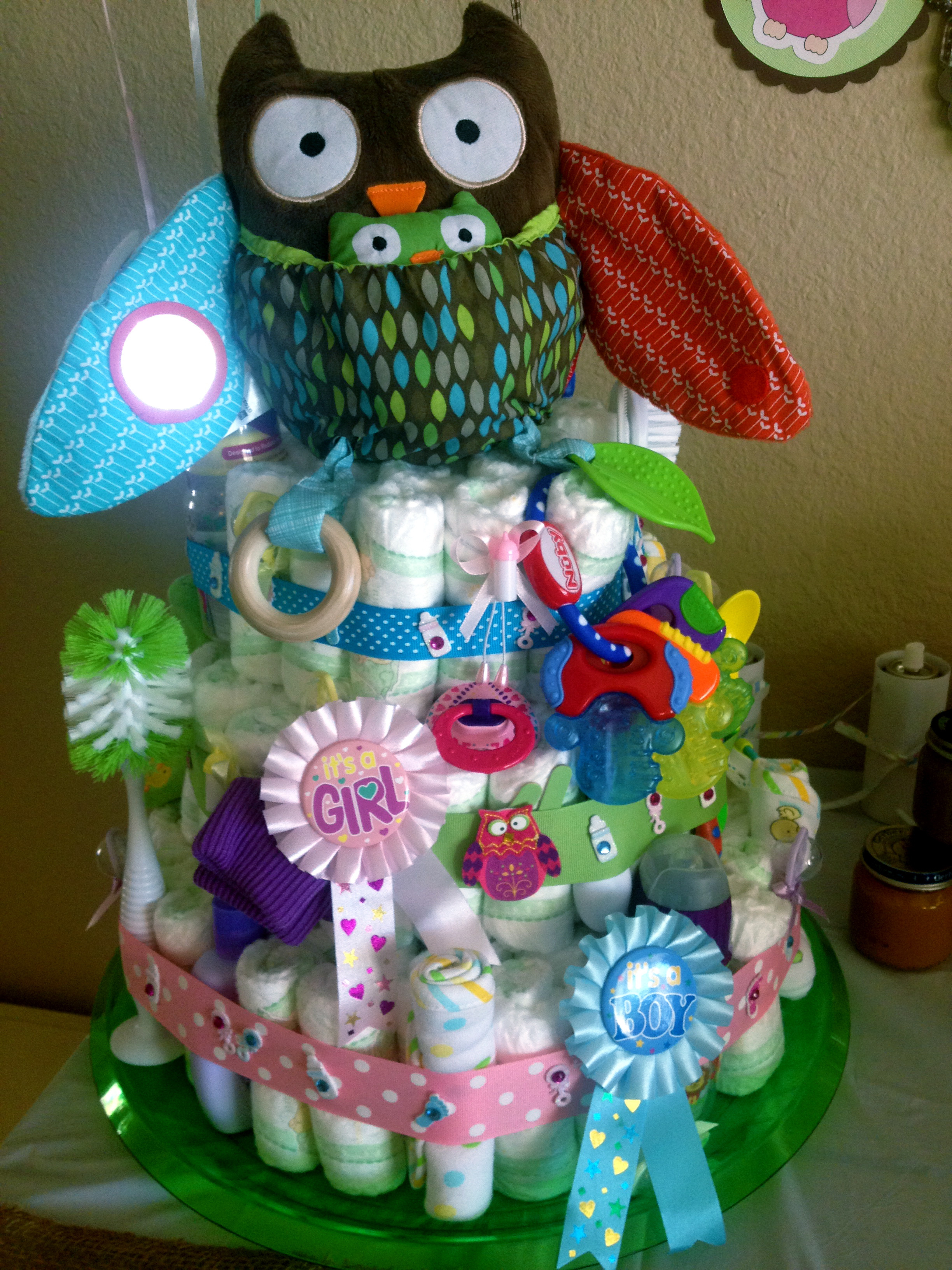 Gift Ideas For Baby Reveal Party  Gender Reveal Baby Shower