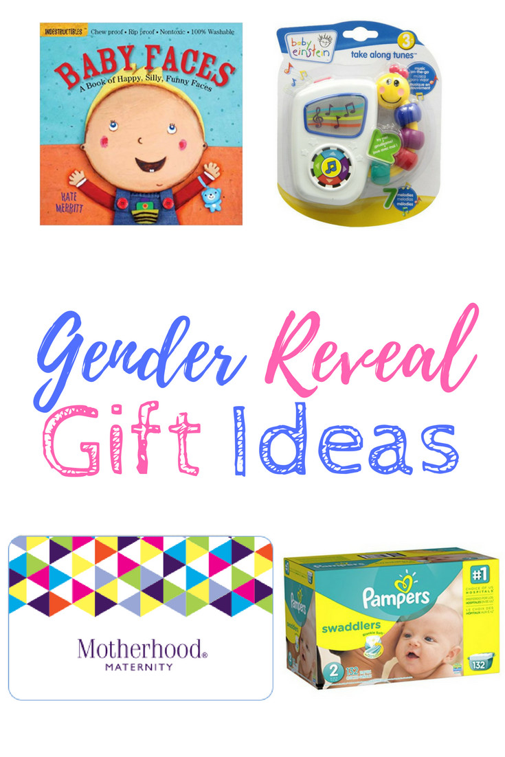 Gift Ideas For Baby Reveal Party  Gift Ideas for Gender Reveal Party Mama Bear Morabito