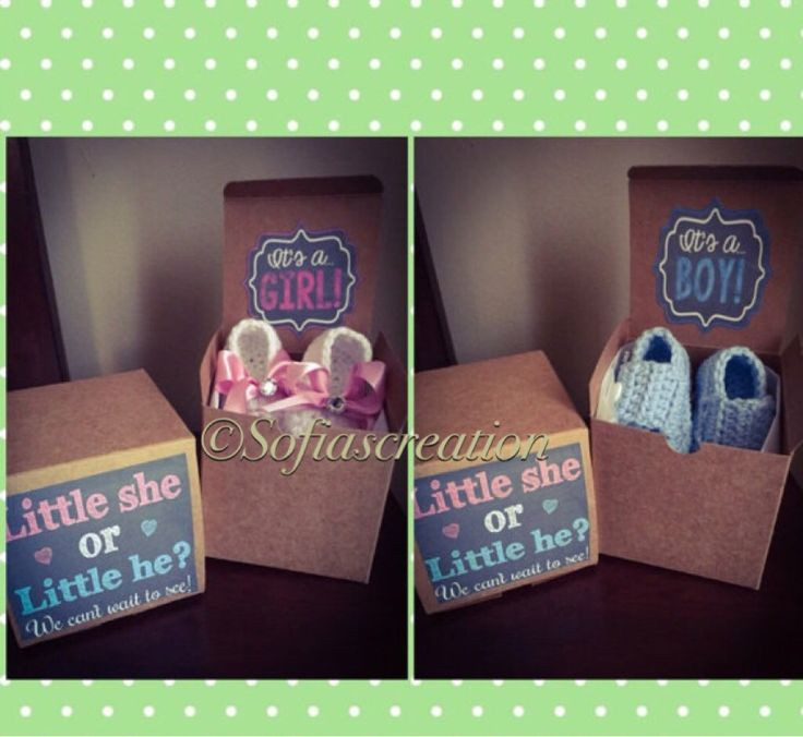 Gift Ideas For Baby Reveal Party  17 Best ideas about Gender Reveal Gifts on Pinterest