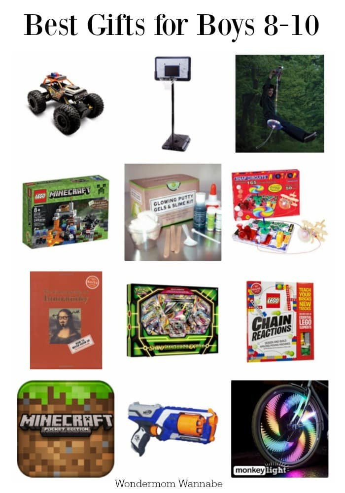 Gift Ideas For Boys 10  Best Gifts for 8 to 10 Year Old Boys
