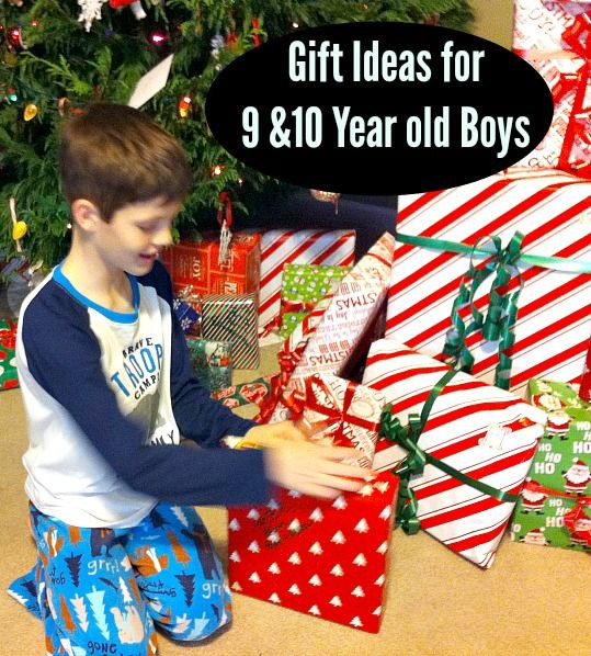 Gift Ideas For Boys 10  t ideas for 9 & 10 year old boys