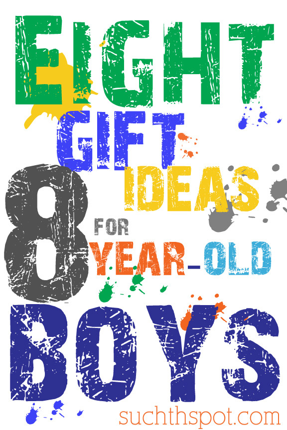 Gift Ideas For Boys 10  Gift ideas for boys 8 10 years old Such the Spot