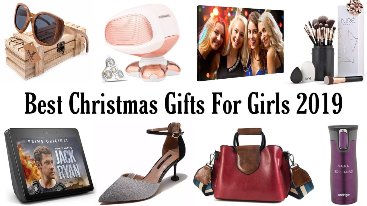 Gift Ideas For Christmas 2019  Best Christmas Gifts For Girlfriend 2019