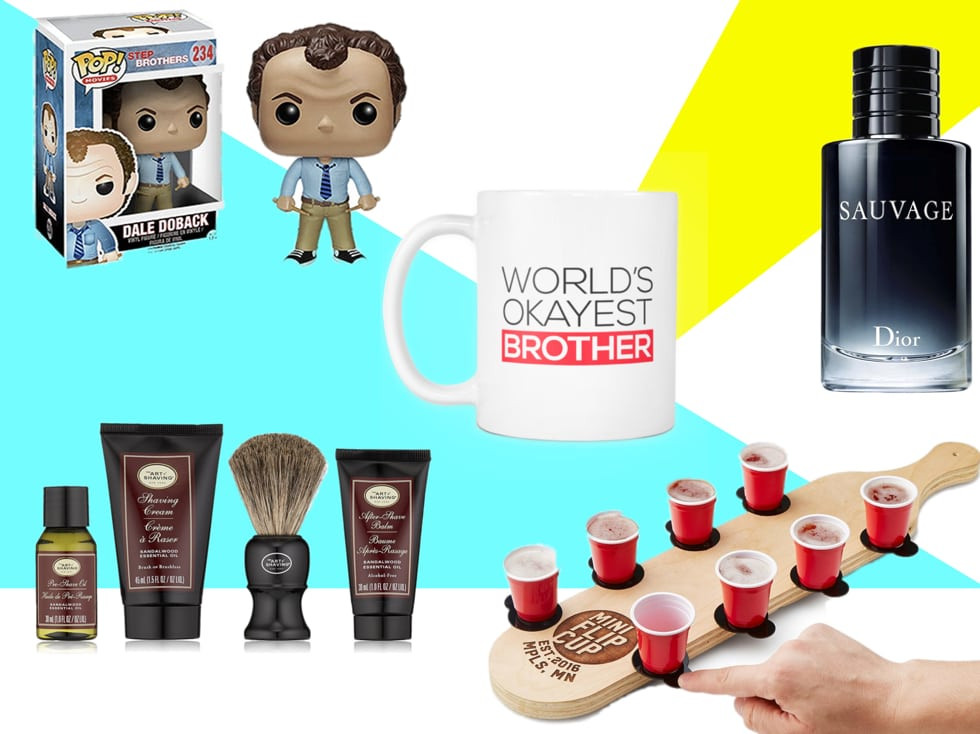 Gift Ideas For Christmas 2019  10 Best Birthday Gifts for Your Brother 2018 – Cool