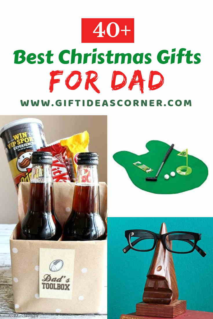 Gift Ideas For Christmas 2019  40 Best Christmas Gifts for Dad 2019 What To Get Dad For