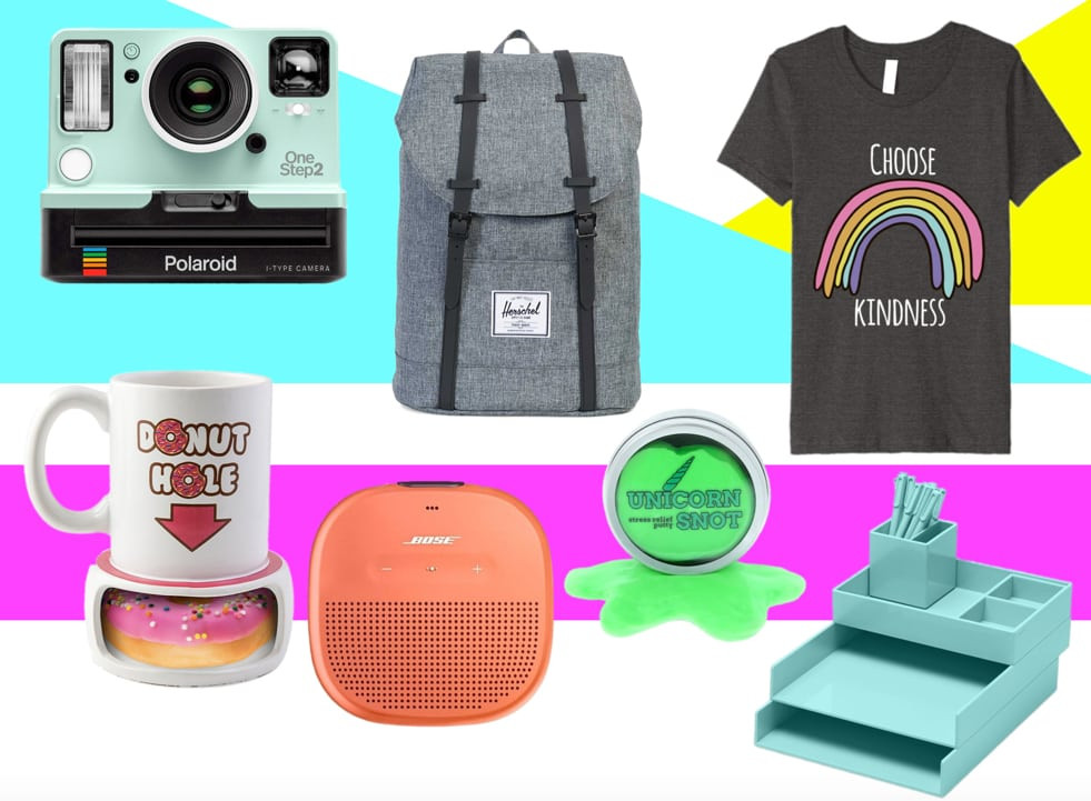 Gift Ideas For Christmas 2019  70 Cool Gifts for Teens in 2018 – Best Christmas Teen Boy