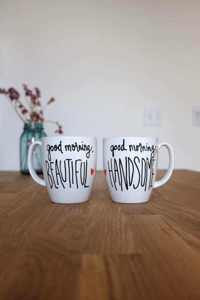 Gift Ideas For Couple Friends  25 best ideas about Couple mugs on Pinterest