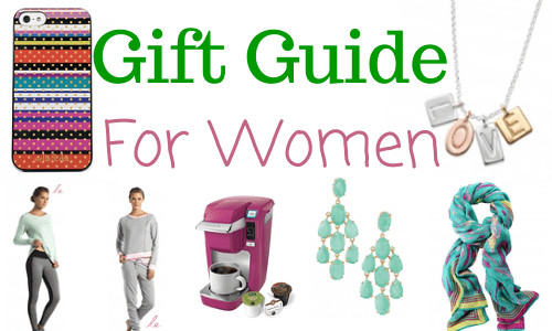 Gift Ideas For Girlfriend Christmas  Gift Ideas for Women Presents for a Girlfriend Wife or