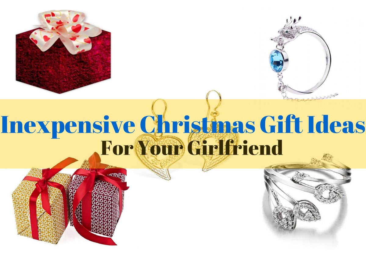 Gift Ideas For Girlfriend Christmas  Christmas Gifts For Your Girlfriend