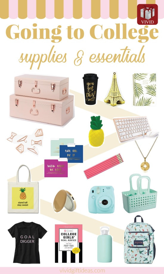 Gift Ideas For Girlfriend Reddit  20 Going Away To College Gifts For Her