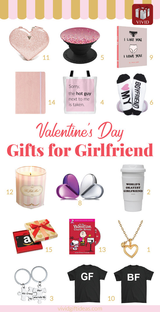 Gift Ideas For Girlfriend Reddit  Best Valentine s Day Gifts for Girlfriend 15 sweet and