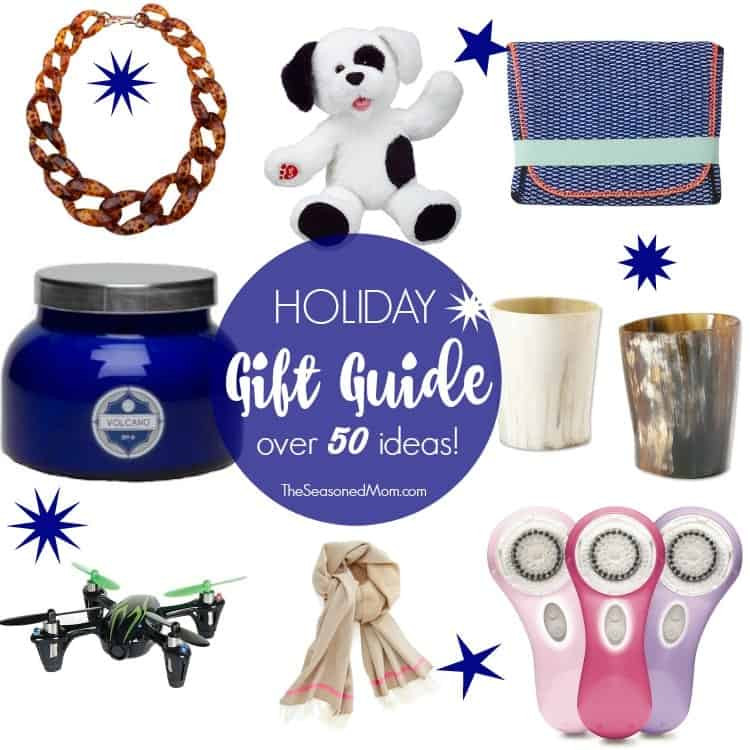 Gift Ideas For Mom Christmas  Christmas Gift Ideas Holiday Gift Guide 2015 The
