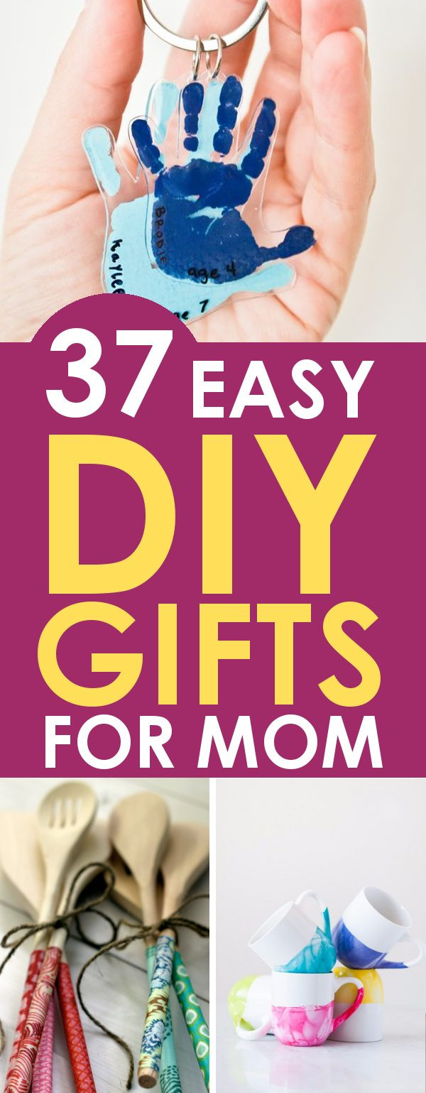 Gift Ideas For Mom For Christmas  DIY Gifts for Mom in 15 Minutes or Less For Mother s Day