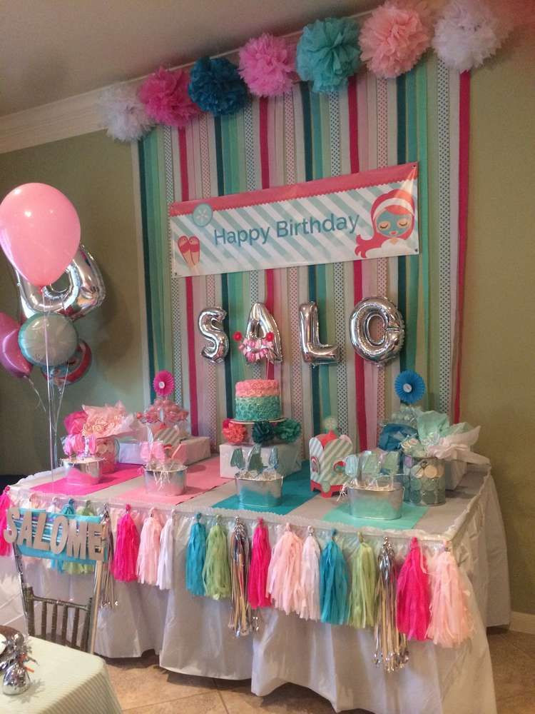 Girls Birthday Party Favors  Little Spa Birthday Party Ideas in 2019