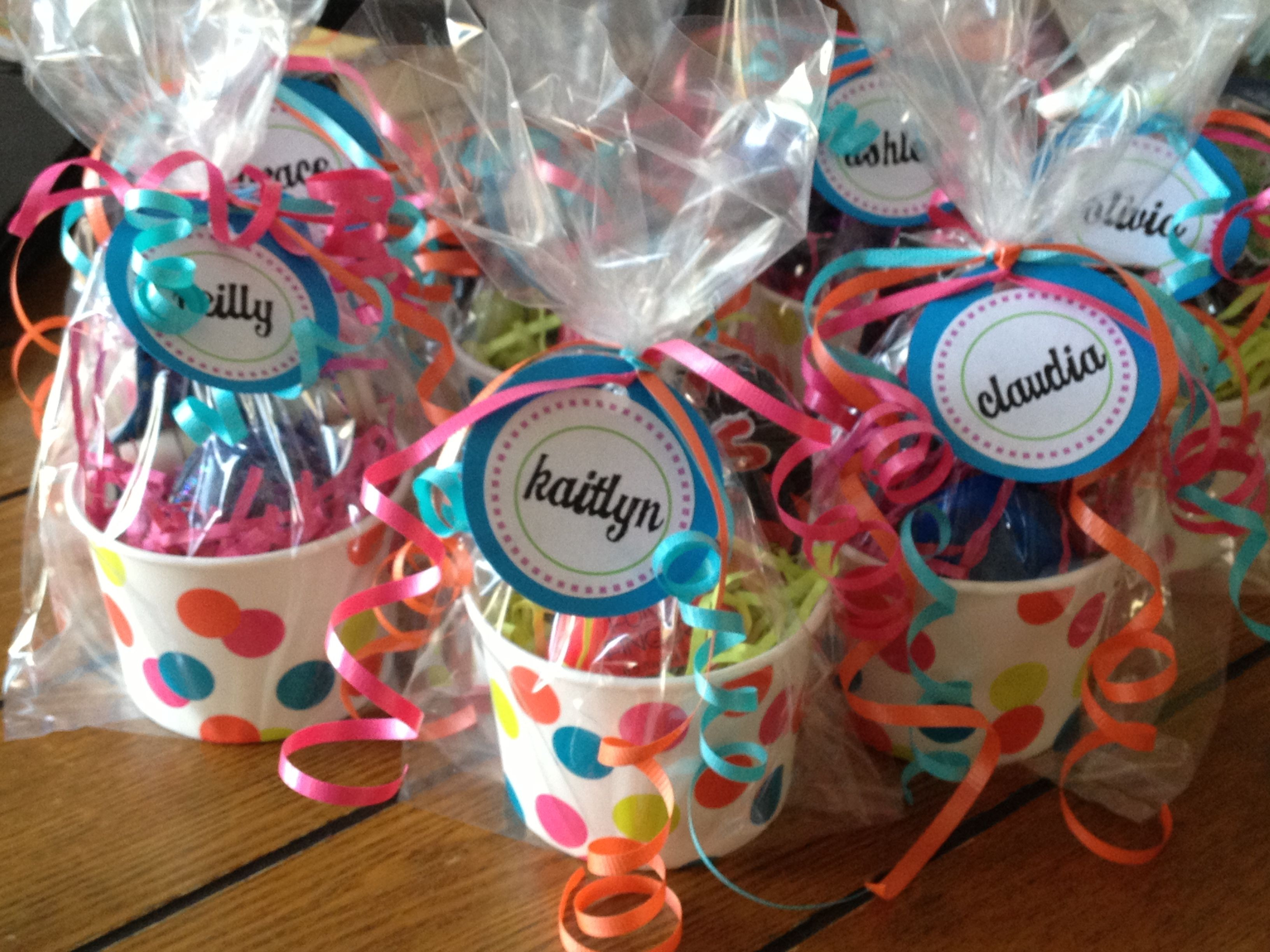 Girls Birthday Party Favors  Tween party favors Parties