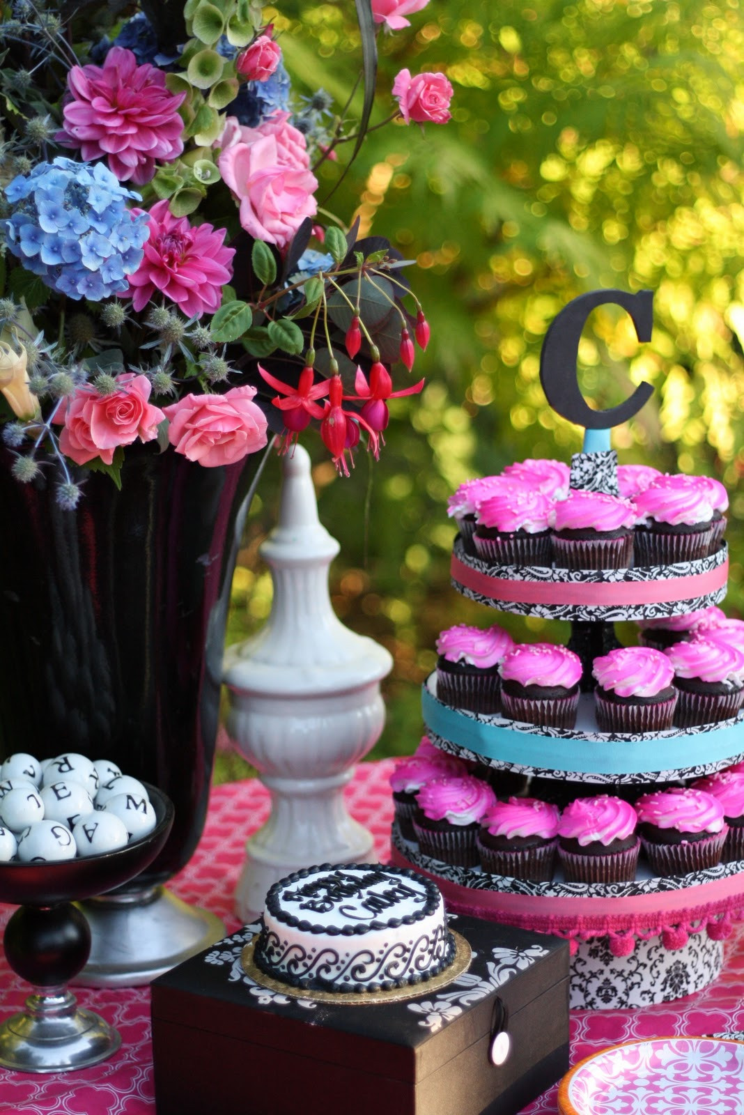 Girls Birthday Party Favors  Party Ideas For Girls
