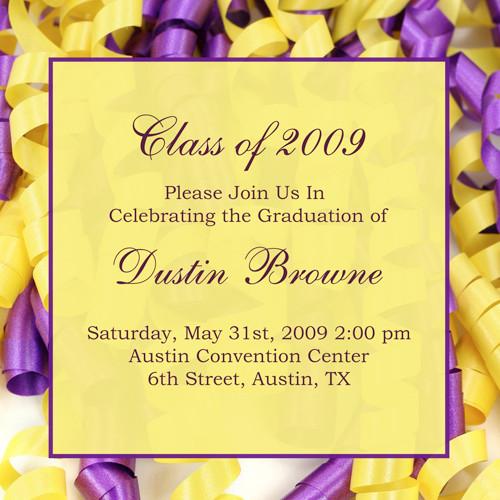 Graduation Party Invitations Ideas  15 Graduation Party Invitations – Party Ideas