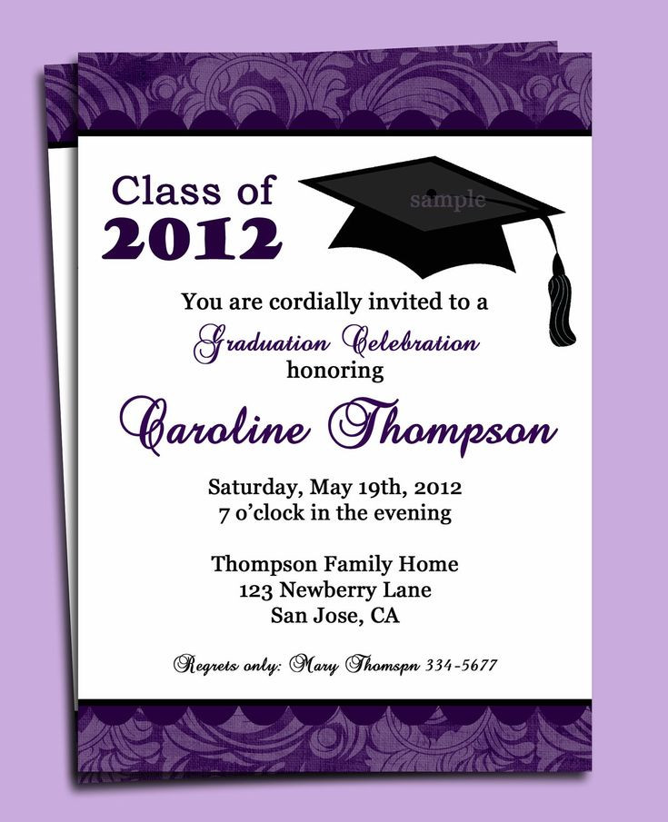 Graduation Party Invitations Ideas  Best 25 Graduation Invitation Wording ideas only on