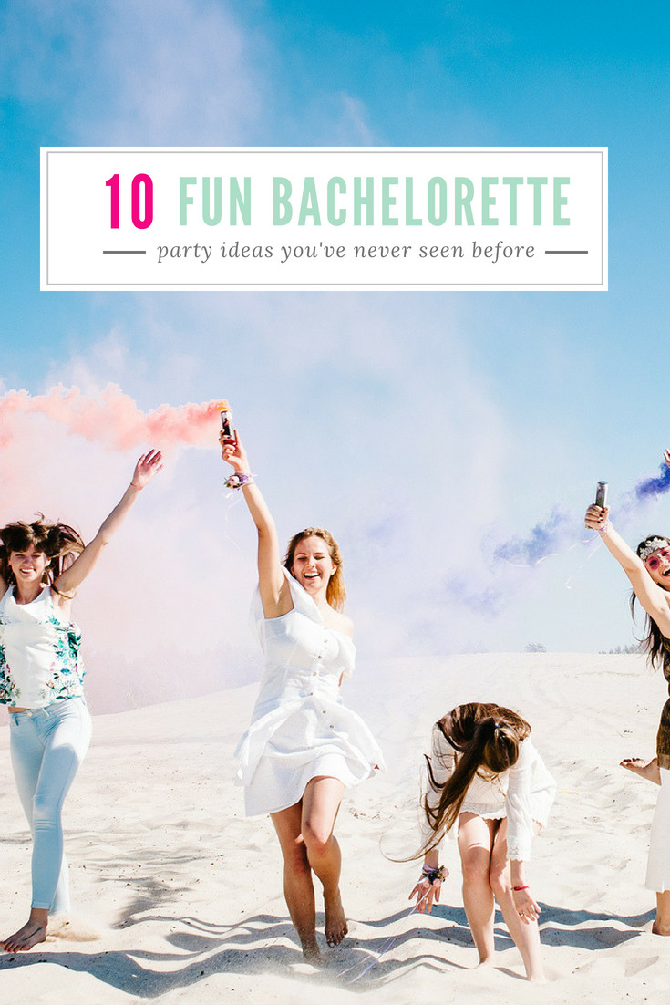 Great Bachelorette Party Ideas  10 Fun Bachelorette Party Ideas • A Subtle Revelry