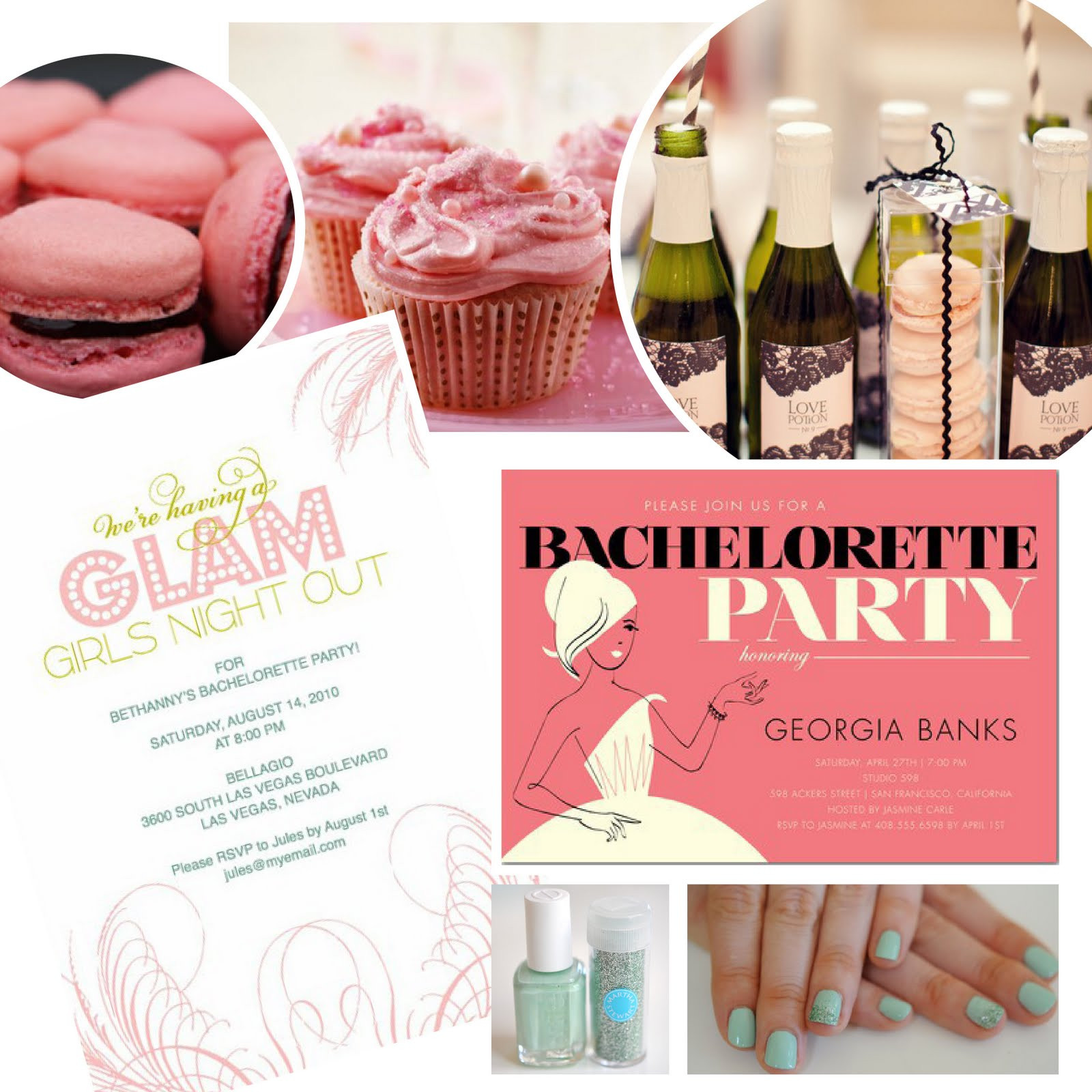 Great Bachelorette Party Ideas  Wedding Blog I m a Mrs Wedding Blog