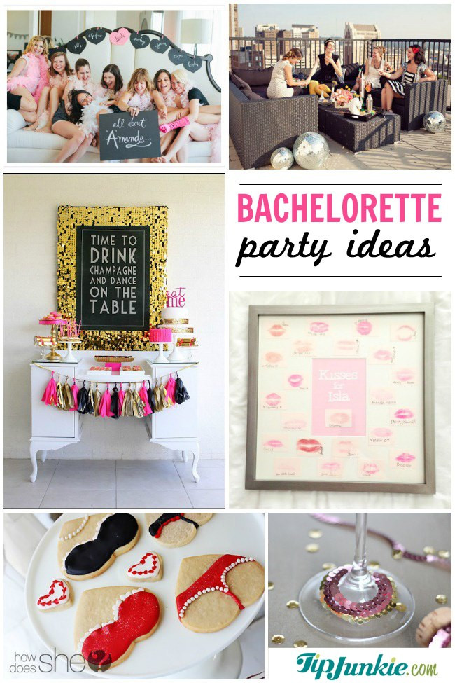 Great Bachelorette Party Ideas  17 Fun Bachelorette Party Ideas Tip Junkie
