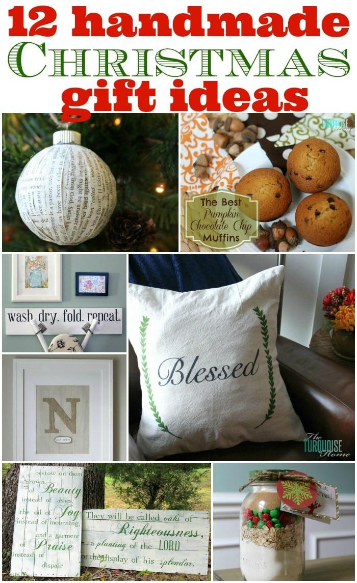 Great DIY Christmas Gifts  12 Handmade Christmas Gift Ideas Great DIY Christmas ts