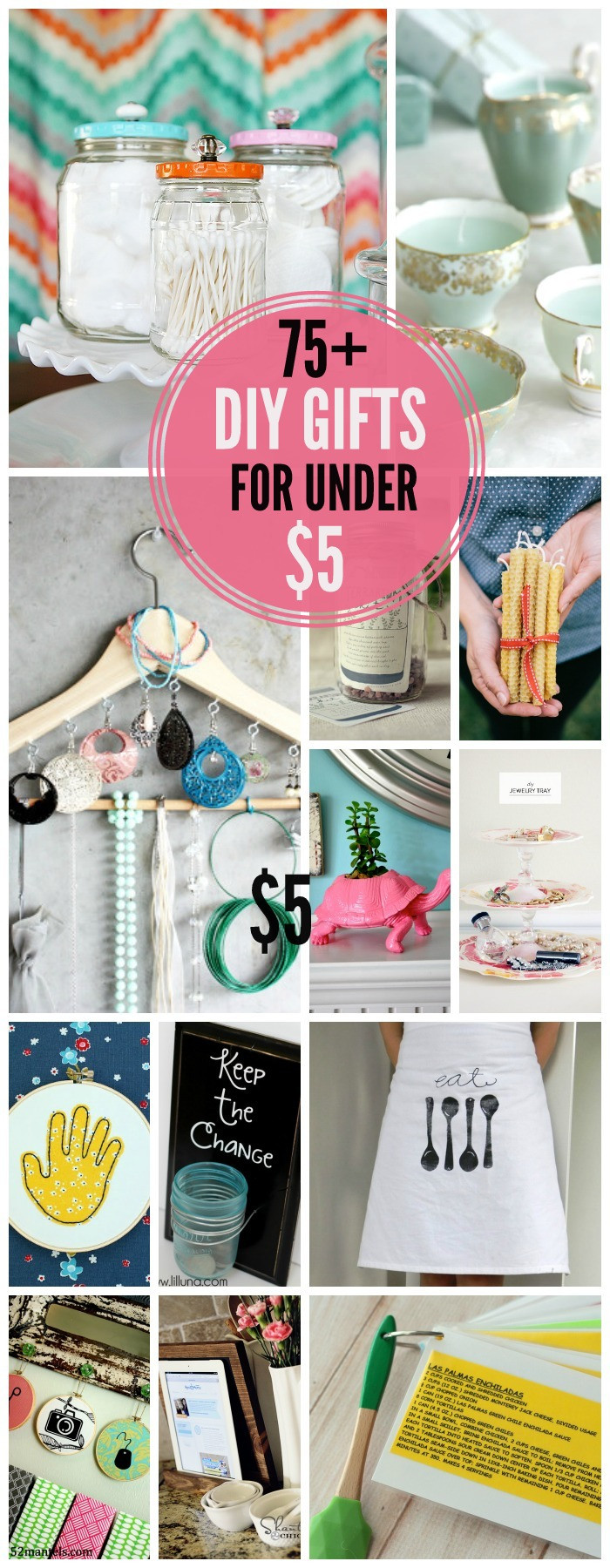 Great DIY Christmas Gifts  Inexpensive Gift Ideas