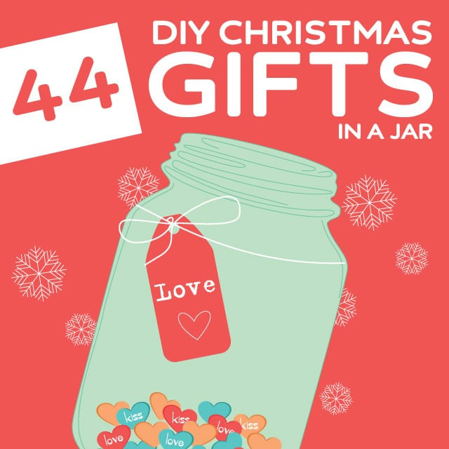 Great DIY Christmas Gifts  44 Creative DIY Christmas Gifts in a Jar