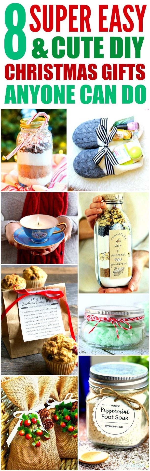 Great DIY Christmas Gifts  Top 25 best Homemade boyfriend ts ideas on Pinterest