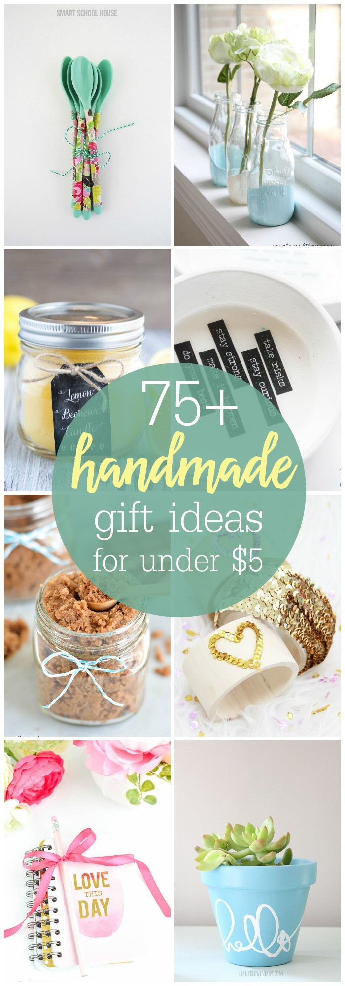 Great DIY Christmas Gifts  DIY Gifts under $5