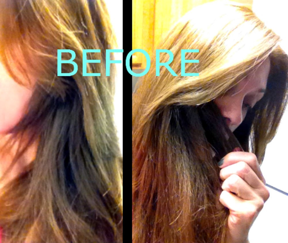 Hair Color Remover DIY  Beauty101byLisa DIY At Home NATURAL HAIR LIGHTENING