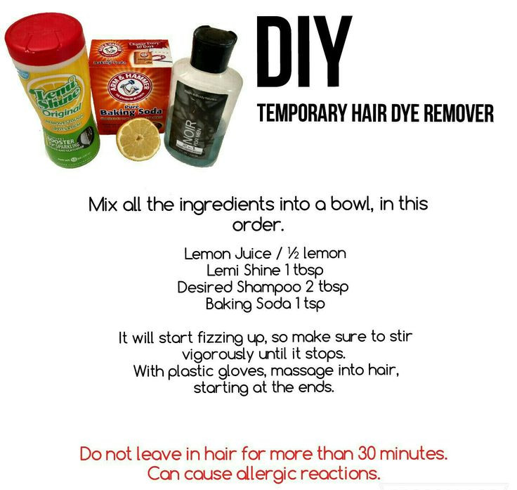 Hair Color Remover DIY  The 25 best Hair dye removal ideas on Pinterest