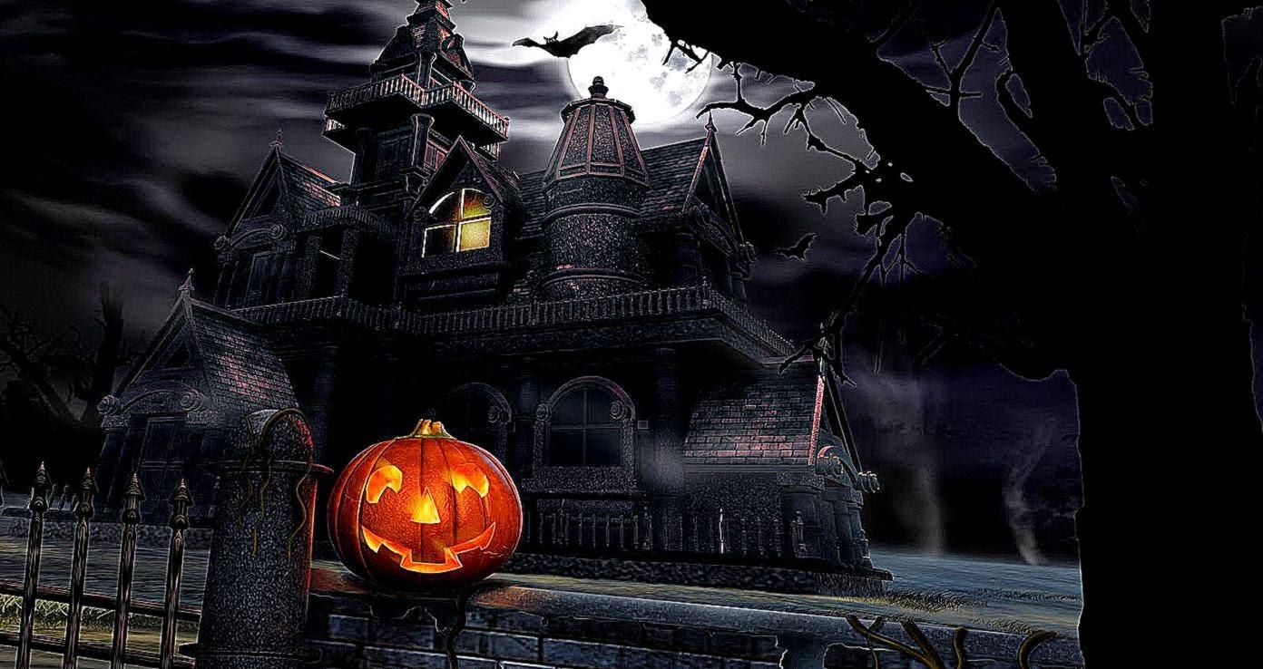 Halloween 3D Wallpaper  Halloween 3d Desktop Wallpaper