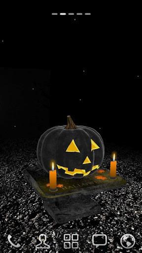 Halloween 3D Wallpaper  3D Halloween Wallpaper WallpaperSafari
