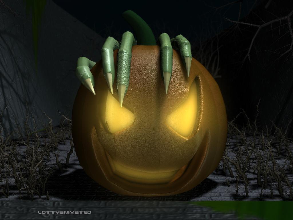 Halloween 3D Wallpaper  3d Movie Image 3d Halloween Wallpapers